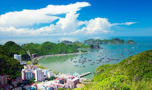 Du lịch biển Hạ Long - Cát Bà