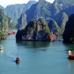 Khám phá vịnh Lan Hạ ở khu du lịch Cát Bà