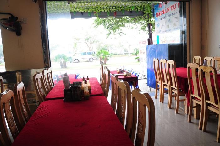 Nhà hàng của khách sạn Mỹ Ngọc