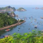 Đảo ngọc Cát Bà- một trong bốn trọng điểm du lịch của cả nước