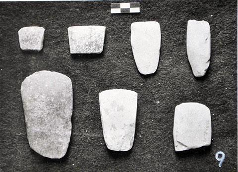 Những hiện vật quý giá có giá trị lịch sử được tìm thấy ở di chỉ Cái Bèo