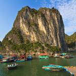 Làng Chài Cửa Vạn- nét đẹp của ngôi làng cổ thế giới