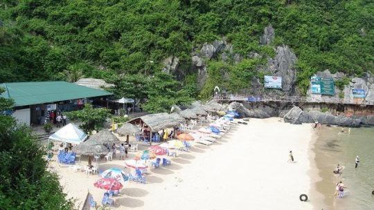 Khu du lịch Cát Tiên- đảo Cát Bà