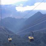 Cáp treo lên đỉnh Fansipan