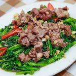 Du lịch Cát Bà – Thưởng thức các món ăn được chế biến từ thịt trâu