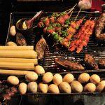 Đồ nướng Sapa – Món ngon không thể chối từ