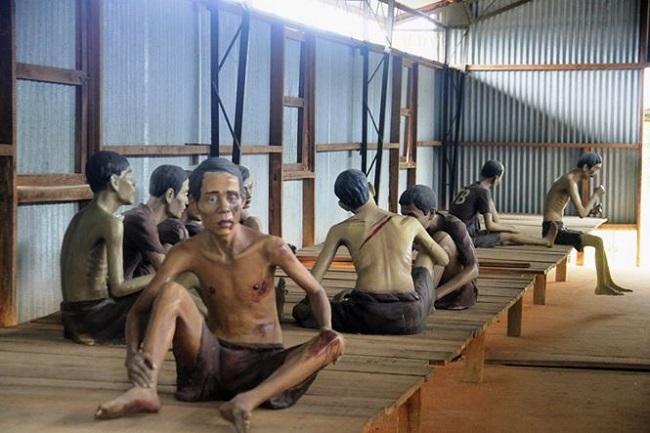 Nhà tù Phú Quốc, một nhân chứng ác liệt của chiến tranh