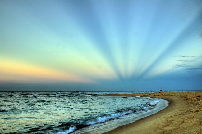 2 bãi biển tuyệt đẹp tại Quảng Bình